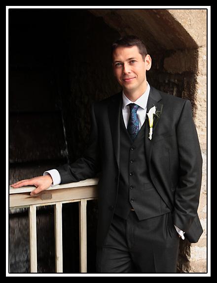 Tim and Cassie's Wedding - Priston Mill near Bath - Plymouth Wedding Photography by Mark Smith (12)