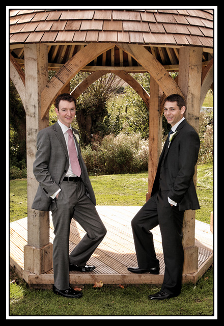 Tim and Cassie's Wedding - Priston Mill near Bath - Plymouth Wedding Photography by Mark Smith (15)