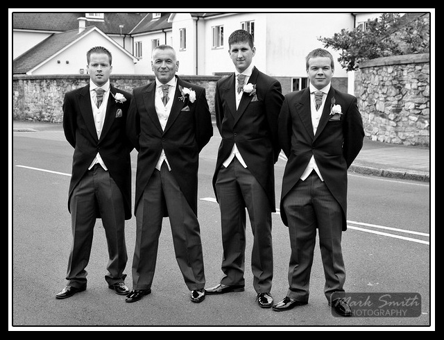 Mark and Pam's Wedding Photography by Mark Smith (10)